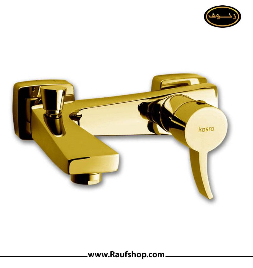 مدل حمام فیروزه طلایی