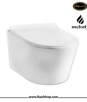 توالت فرنگی وال هنگ مدل W 301 ملودی