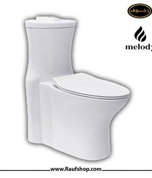 توالت فرنگی مدل 410 ملودی خارجی