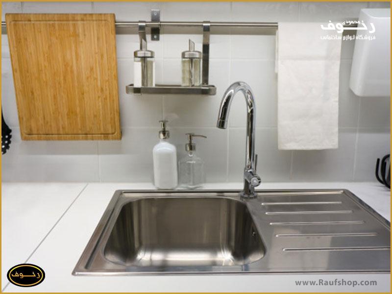 سینک ظرفشویی استیل